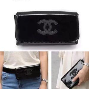 Authentic Chanel Beauty VIP Belt Bag Clutch